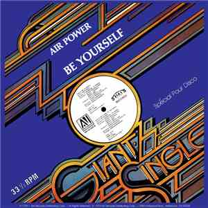 Air Power - Be Yourself download mp3 flac