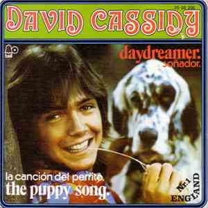 David Cassidy - Daydreamer / The Puppy Song download mp3 flac