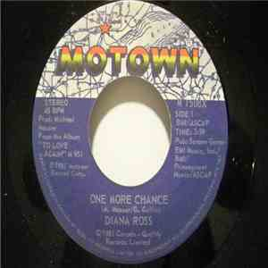 Diana Ross - One More Chance / After You download mp3 flac