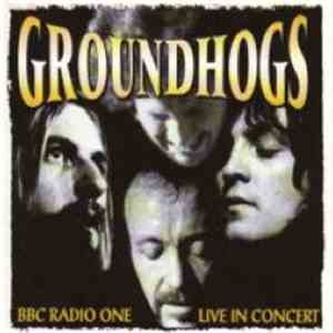 Groundhogs - BBC Radio One Live In Concert download mp3 flac
