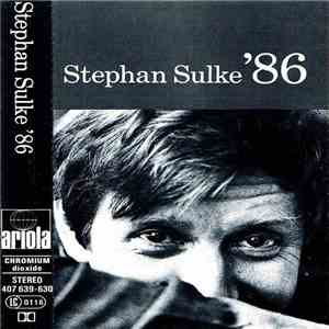 Stephan Sulke - '86 download mp3 flac